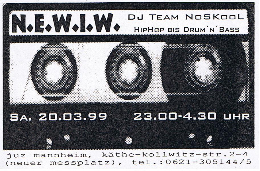 N.E.W.I.W. 20.03.99