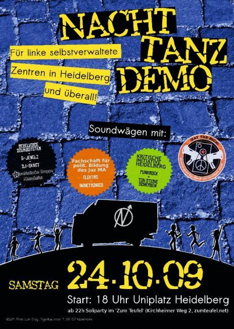 Kyrill RiotBPM @ Nachttanz-Demo HD 09 - front