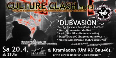 kyrill - riot bpm @ culture clash 13